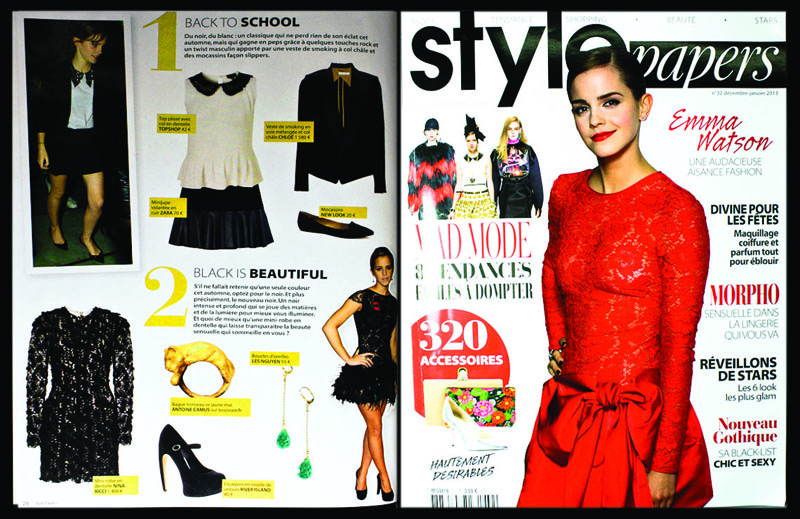 Style Papers magazine